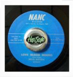 "45Re ✦ MOJO WATSON ✦ ""Look-A-There / Love Blood Hound"" Fantastic R&B Stroll ♫"